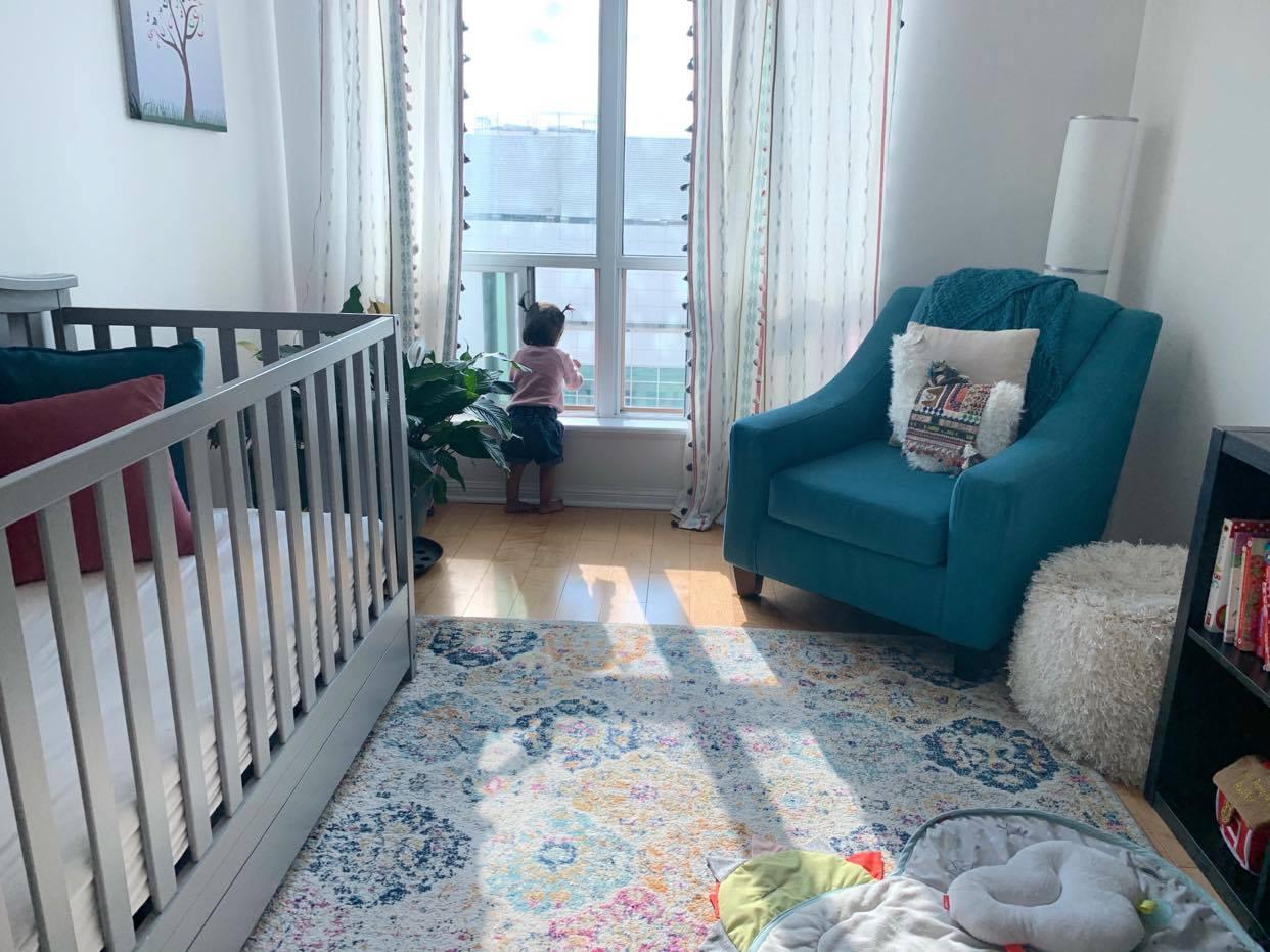 Yusra's Nursery Tour