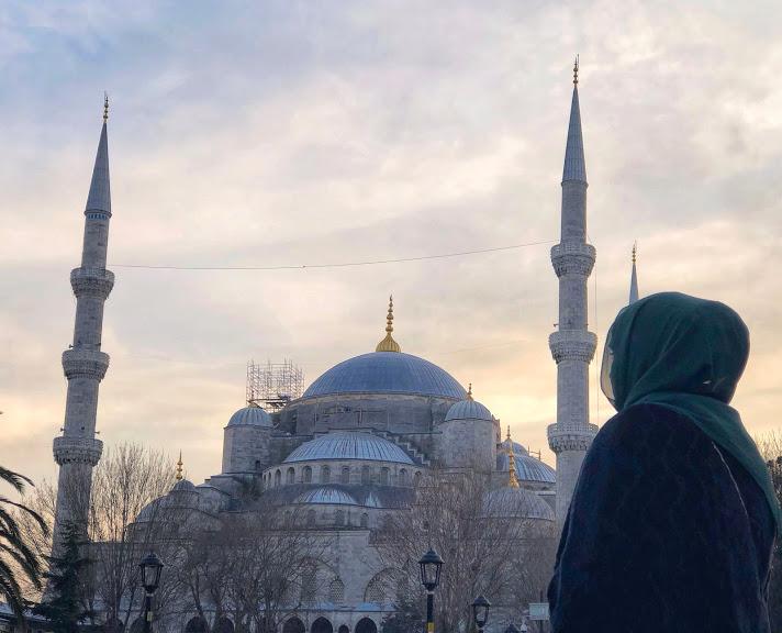 TRAVEL DIARY: Istanbul, Turkey