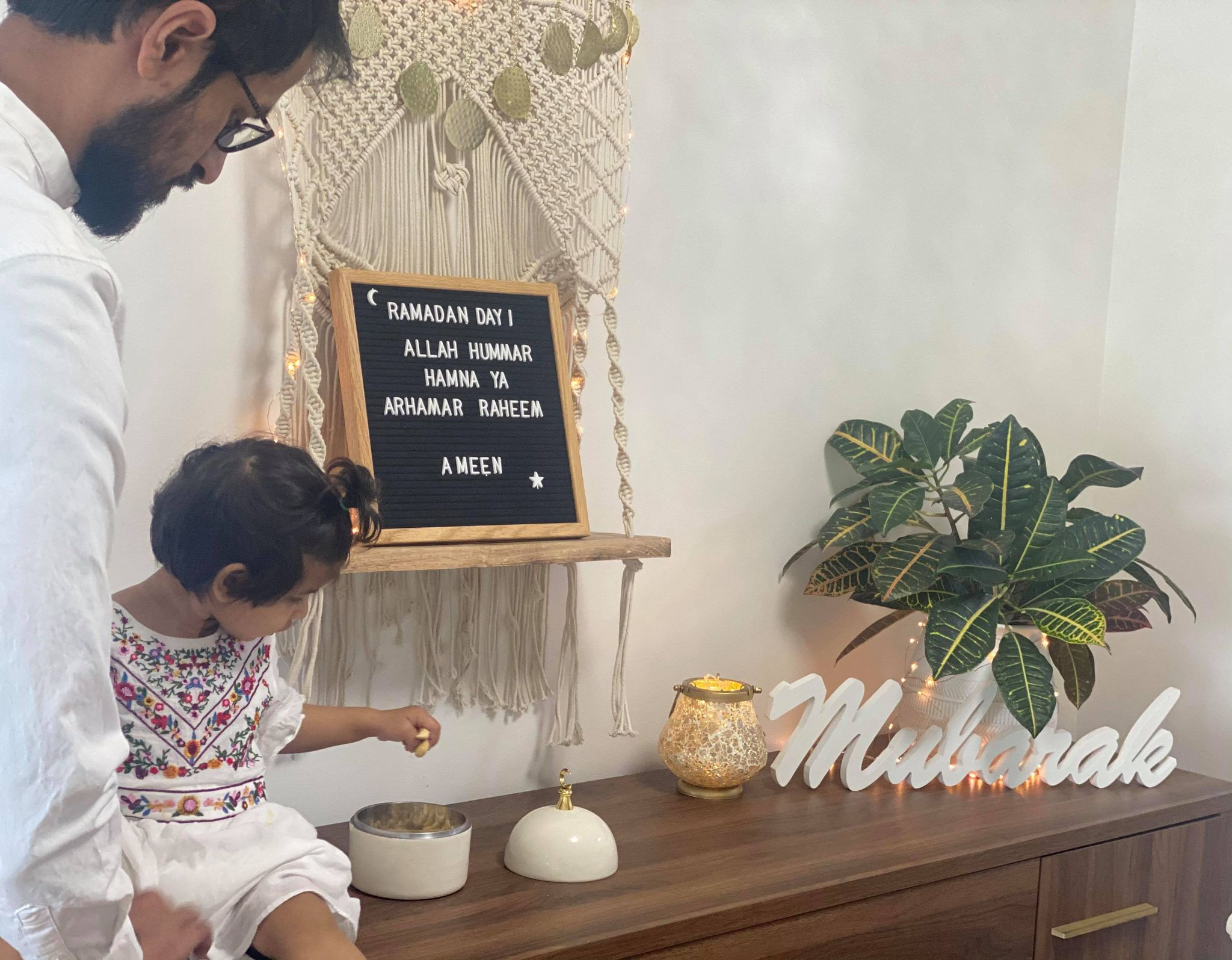 How to hype your toddler up for Ramadan